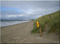 Q7421 : Banna Strand by Nigel Cox