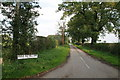 SJ6355 : Poole Old Hall Lane by Peter Styles