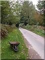 SO5205 : Lane to Pen-y-fan by Philip Halling