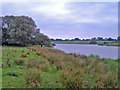 SJ7160 : Warmingham: Crabmill Flash by Mike Harris