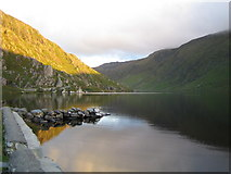 V7053 : Loch an Ghleanna Bhig (Glenbeg Lough) by Nigel Cox