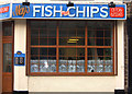 SD9408 : Fish and Chip Shop, Beal Lane, Shaw by michael ely