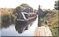 TL4386 : Horseway Lock by Steve F