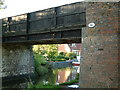 SP0172 : Bridge number 61, Worcester & Birmingham canal, nr Withybed Green by Simon McKeating