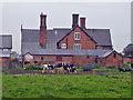 SJ5760 : Alpraham: Rookery Farm by Mike Harris