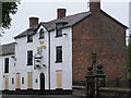 SJ6660 : The Badger, Church Minshull by Graham Shaw