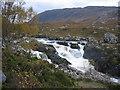 NG8453 : Balgy Falls by Lisa Jarvis