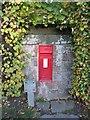 SJ3959 : Victorian Postbox by John S Turner