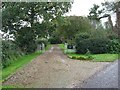 TG0300 : The Driveway To The Water Mill by Roger Gilbertson