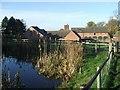 SJ9303 : Nature Pool at Northicote Farm by John M