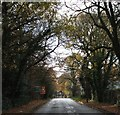 SP1494 : Fox Hollies Road by Rob Farrow
