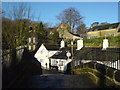 SE0419 : The Old Bridge Inn, Ripponden by alastair wallace