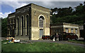 TR3242 : Connaught Road Pumping station, Dover by Chris Allen