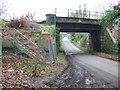 TQ0621 : Railway Bridge at North Heath by Martyn Davies