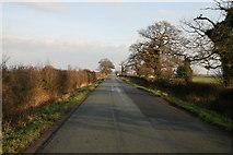 SJ6060 : Long Lane, Wettenhall by Peter Styles