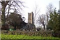 ST5290 : Mathern parish church by Jonathan Billinger