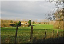 TR2558 : View across countryside. by Nick Smith