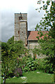 TF8605 : St Mary, Houghton-on-the-Hill, Norfolk by John Salmon