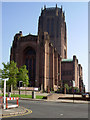 SJ3589 : Liverpool Cathedral by Ian Greig