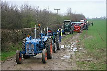 TF9322 : Vintage Tractor Meet by John Robertson