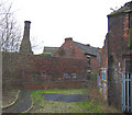 SJ9143 : Bottle kiln, from Short Street, Longton by Espresso Addict