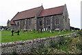 TG3136 : All Saints, Mundesley, Norfolk by John Salmon