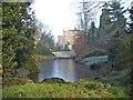TQ3499 : Myddelton House and Lake, Bulls Cross, Enfield by Christine Matthews