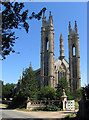 TG1222 : St Michael & All Angels, Booton, Norfolk by John Salmon