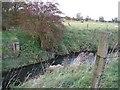 TL0793 : Former Stop Gate on Willow Brook near Elton by Nigel Stickells