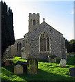 TG3823 : St Michael, Sutton, Norfolk by John Salmon
