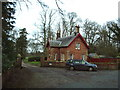 NY4071 : East Lodge at Netherby Hall by Alexander P Kapp