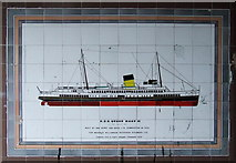 NS2776 : T.S.S. Queen Mary II by Thomas Nugent