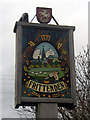 TQ8141 : Frittenden village sign by Oast House Archive