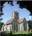 TR0356 : St Mary, Selling, Kent by John Salmon