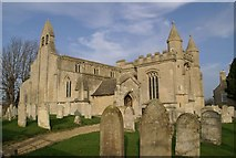 TF1507 : Northborough's historic St Andrews Church by Chris Stafford