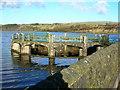 SD7316 : Overflow on Wayoh Reservoir by John Darch