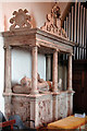TL0151 : S. Owen, Bromham, Beds - Monument by John Salmon