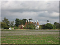 TQ7148 : Bishops Oast, Bishops Lane, Hunton, Kent by Oast House Archive