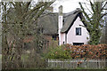 TL2655 : Elm Cottage, Great Gransden, Cambridgeshire by Martin John Bishop