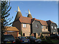 TQ6749 : Oast House at Fuggles, Hale Court, East Peckham, Kent by Oast House Archive