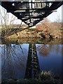 SE3729 : The River Aire, Swillington by Paul Glazzard
