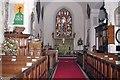 SU9782 : St Giles, Stoke Poges, Bucks - East end by John Salmon