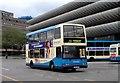 SD5429 : Leaving Preston bus station by Tom Pennington