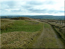 SE0021 : Calderdale Way, Slate Delf Hill by Nigel Homer