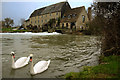 TL1197 : The Old Mill, Water Newton by Julian Dowse