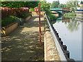 TQ4384 : Bridge over the River roding by Alan Kinder