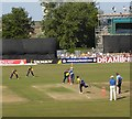 ST5975 : The County Ground, Ashley Down, Bristol by Ruth Sharville
