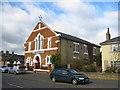 TL3080 : Grace Baptist Church High Street by Chris Stafford