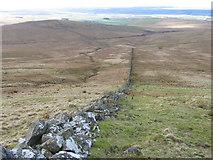 NS6410 : Hillside towards Redree Burn by Chris Wimbush