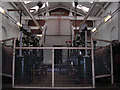 SK4964 : Pleasley Colliery - Winding Engine No 3 by Betty Longbottom